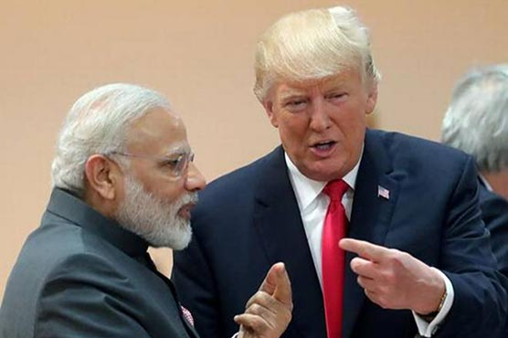 President Trump to discuss Kashmir issue with Modi at G7 Summit