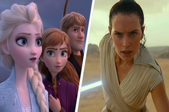 'Star Wars' and 'Frozen 2' footage wows Disney fan fest