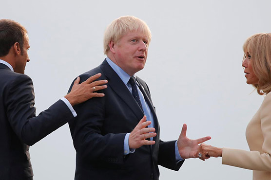 PM Johnson orders airport scanner upgrade by 2022