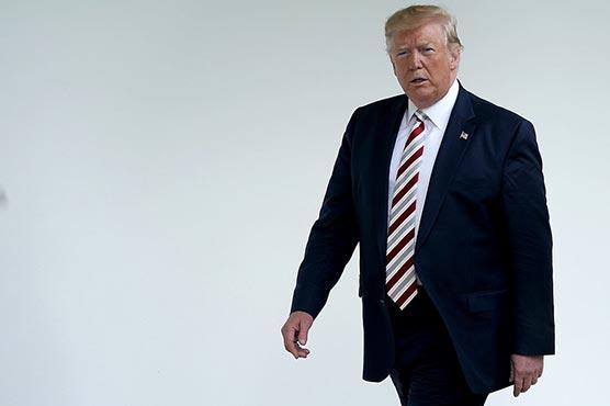 Trump denies China trade war causing friction at G7