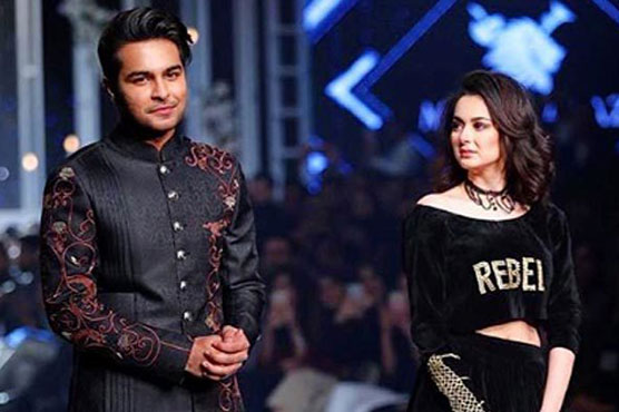 Hania Amir gives obsessed-girlfriend vibes in Asim Azhar's