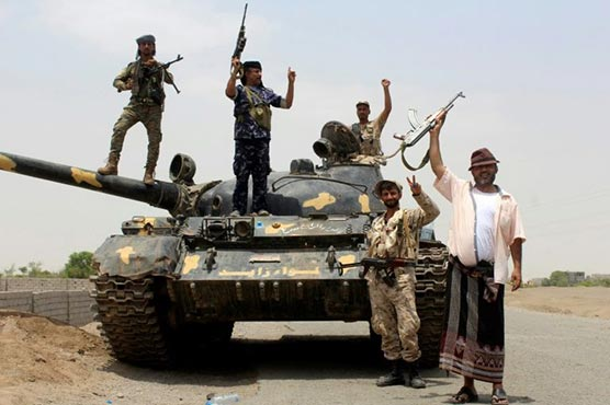 Yemen government accuses UAE of launching air strikes on its troops