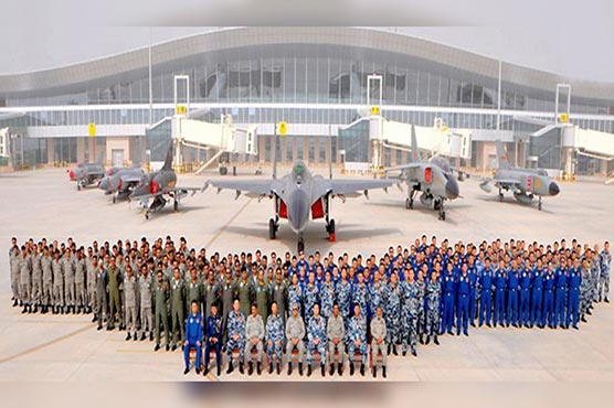 Pak-China Shaheen-VIII joint air exercise underway