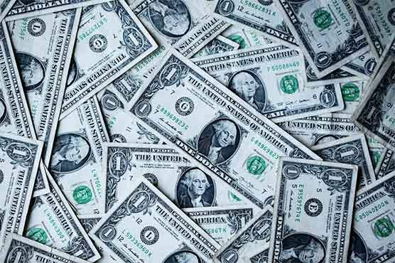 Dollar tumbles down to 156.86 against PKR in interbank market