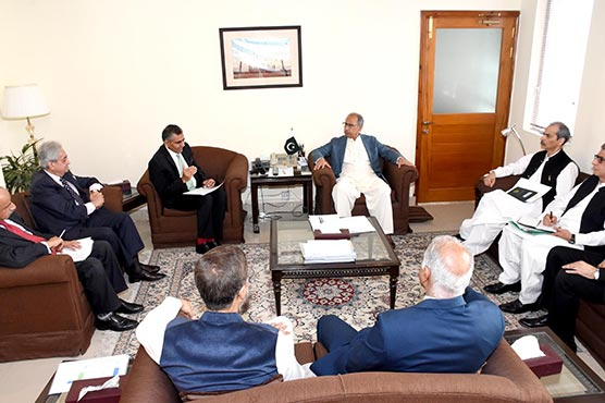 Hafeez Shaikh urges PIA to pursue independent, sustainable business plan