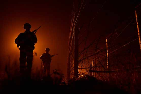 Two Pak Army officers injured in Indian firing along LoC