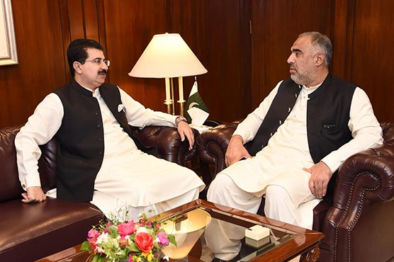 ECP members' appointment: Sanjrani, Qaiser forward names to parliamentary committee