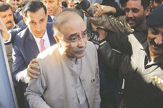 IHC fixes Zardari, Talpur's bail applications for hearing tomorrow