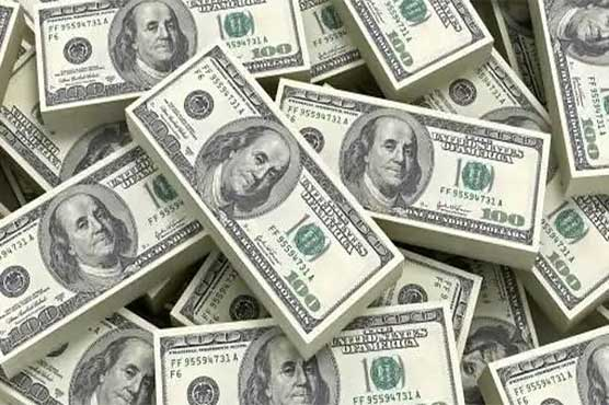 Rupee firms up 2 paisa against dollar in interbank