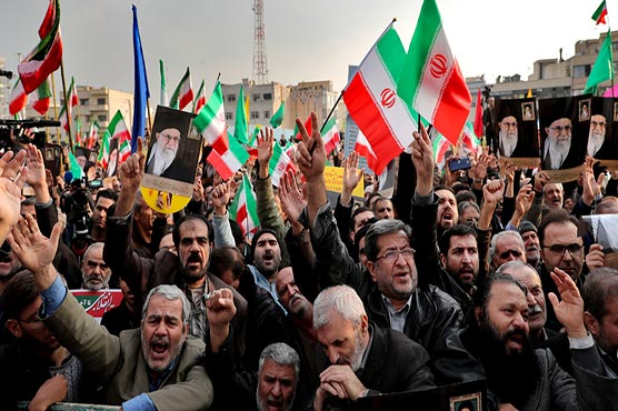 Iran rejects as 'lies' unrest death tolls given abroad
