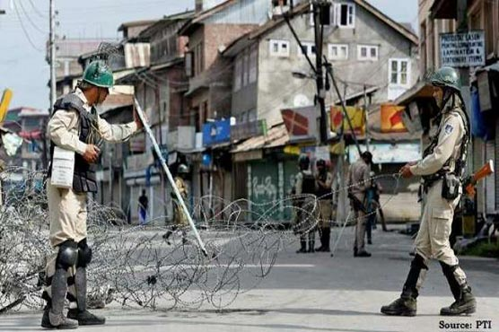 IOK situation remains unchanged on 122nd day of siege