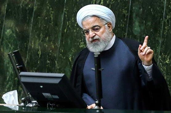 Iran says still ready for talks if US lifts sanctions