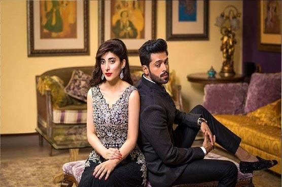 Fahad Mustafa expresses wish to sign movie with Urwa Hocane
