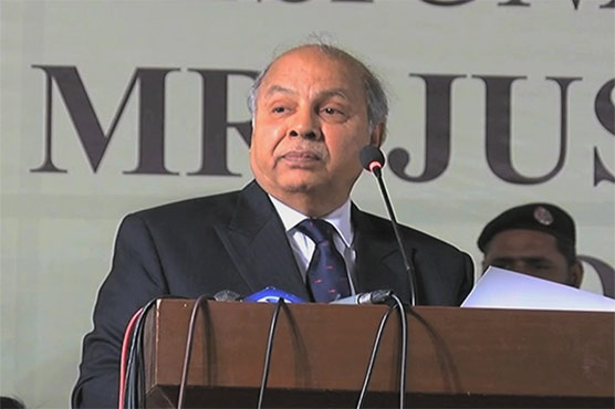 Nobody can impinge on relations between Bar and Bench: Justice Gulzar Ahmed