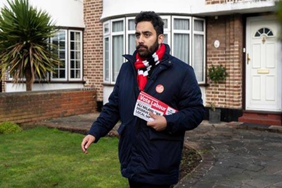 Meet Ali, 25. Boris Johnson's biggest challenger