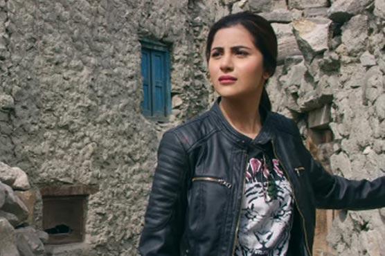 Sohai Ali Abro signs Hollywood movie 'The Window'