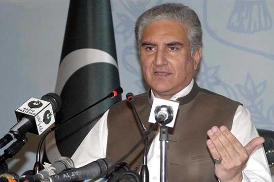 Human rights violations at peak in occupied Kashmir: FM Qureshi