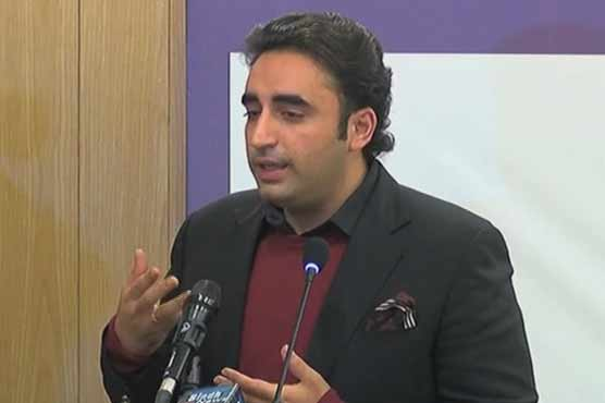 Labeling each other as 'thieves and robbers' won't solve issues: Bilawal
