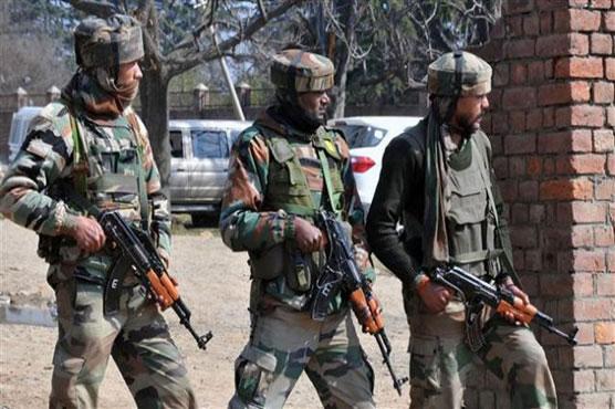 Indian troops martyr 95,471 Kashmiris since Jan 1989