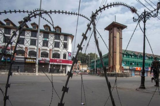 Situation in IOK remains grim as lockdown enters 131st day