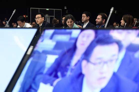 Anger, relief but no joy as UN climate talks limp to an end