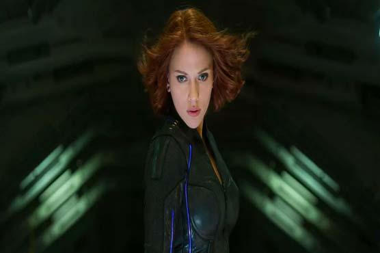 Black Widow trailer released