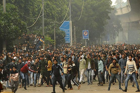India protests spread over citizenship law