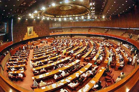 NA passes resolution against India's discriminatory citizenship act