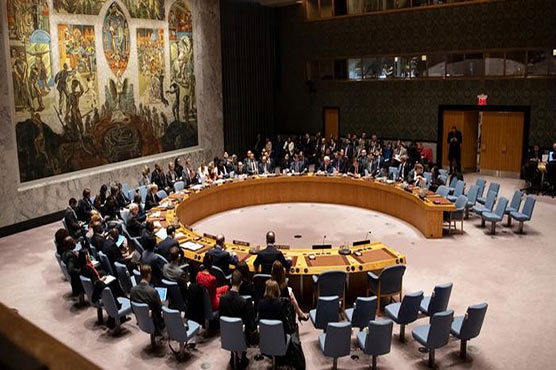 U.N. Security Council to meet on Kashmir today at China's request
