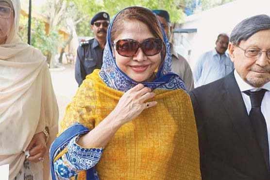 NAB fails to justify Faryal Talpur's arrest in fake account case: IHC verdict
