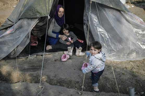 Rich nations urged to do 'fair share' at global refugee meet