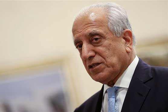 US special envoy in Kabul amid renewed push for deal