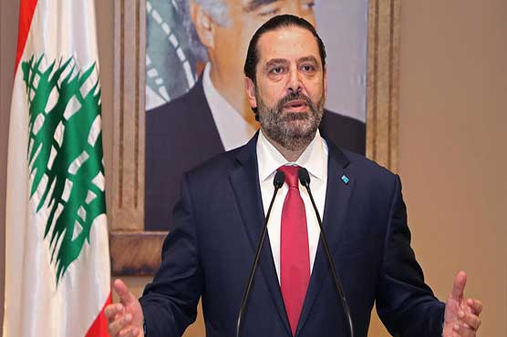Lebanon's Hariri says not candidate for own succession