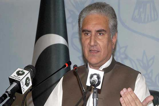 India has violated ceasefire along LoC 3000 times, FM Qureshi tells UNSC