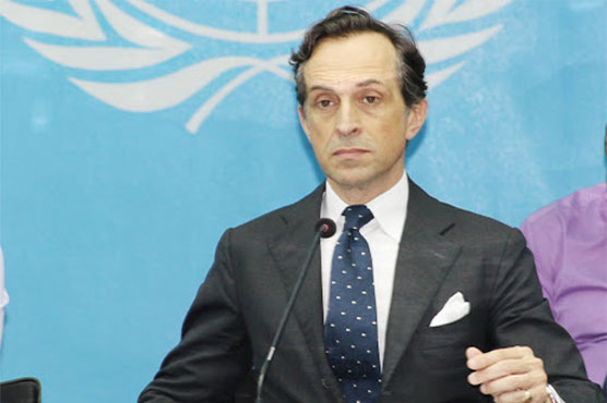 UNSG appoints Julien Harneis UN Resident Coordinator in Pakistan