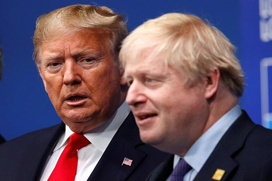 Trump invites Britain's Johnson to the White House in new year: Sunday Times