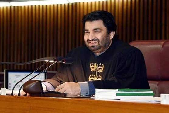 Qasim Suri to act as Speaker NA