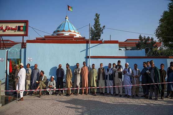 Over 16,000 complaints filed in Afghan presidential polls