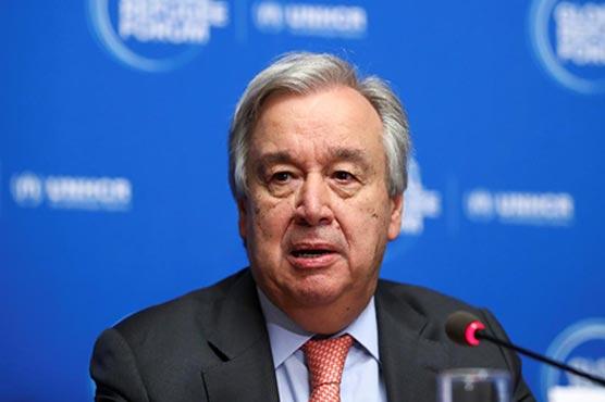 U.N. rebuffs Russia accusation that U.S. visa delays being ignored