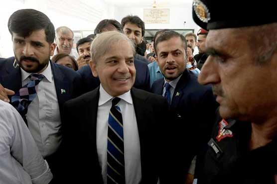 Hajj policy 2019: Shehbaz Sharif to raise issue in NA