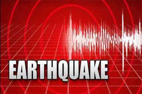 5.8 magnitude earthquake jolts parts of Pakistan