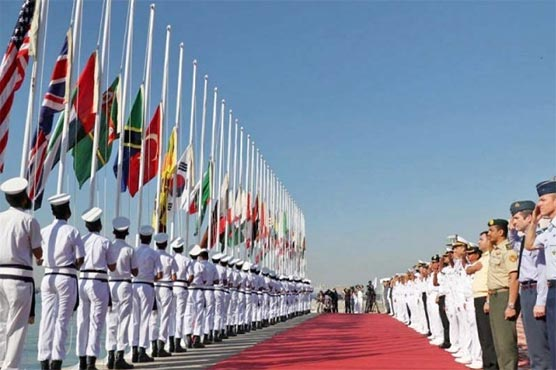 Pakistan to host 6th multi-national Naval Exercise AMAN 2019 in Feb