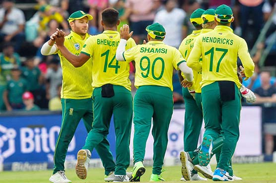 Pakistan look to level series against South Africa in second T20