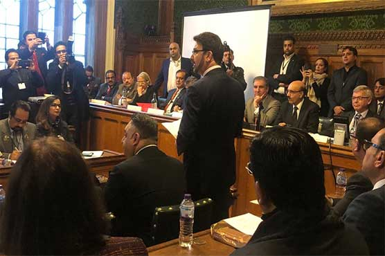 British Parliament members table joint resolution on Kashmir issue