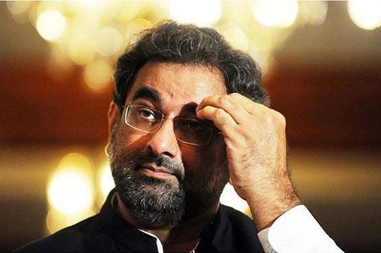 NAB summons Shahid Khaqan Abbasi on Feb 8 in LNG scandal