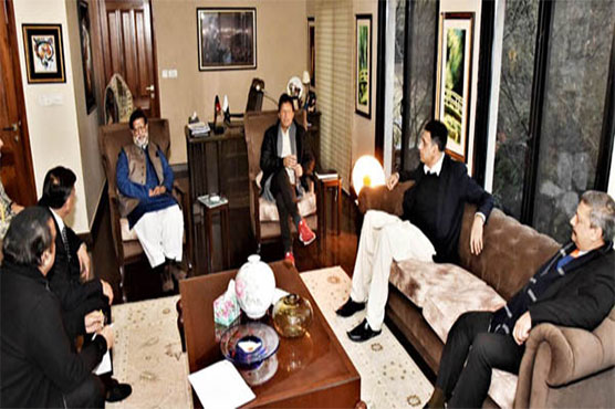 Privatization of PIA was not part of PTI's manifesto: PM Imran