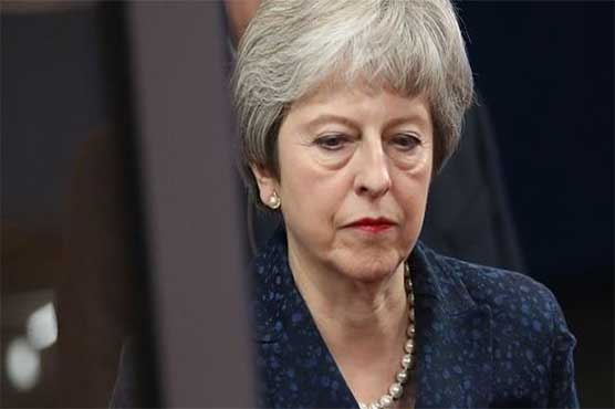 May back in Brussels for latest Brexit showdown