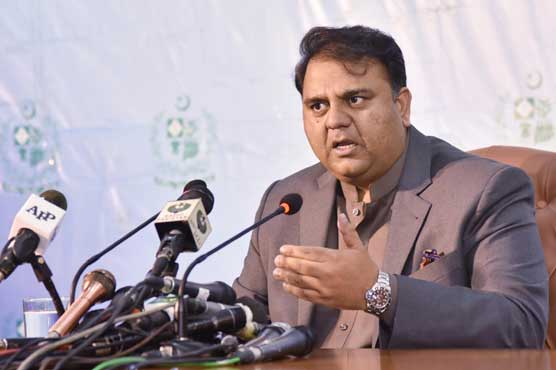 Govt, army has best coordination in the country's history: Fawad Ch