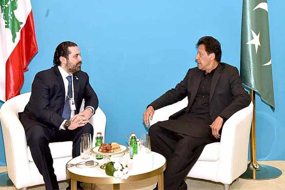 Seeking NRO for Sharif family was big mistake, Lebanese PM told PM Imran