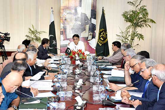 ECC approves effective measures for enhancing production of cotton